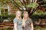 Theresa and her mom Joanne