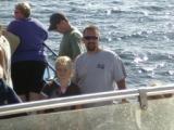 Carly and Juri whale watch 2008.JPG