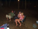 Mary Katie Carly Camping 2008