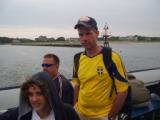 Surly Steve Minehan on the Yankee 2008